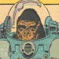 Drew, The Savage Ape-Man