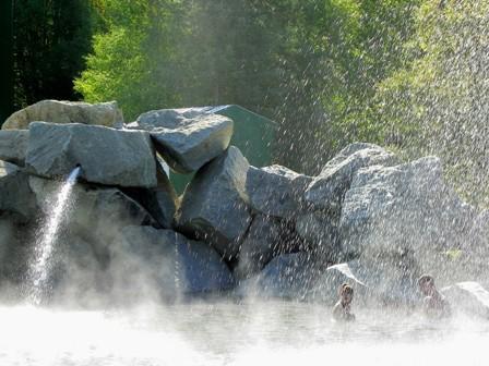 チナ温泉リゾート