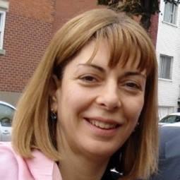 Dina Tsarouchas (@DinaTsarouchas) Twitter profile photo