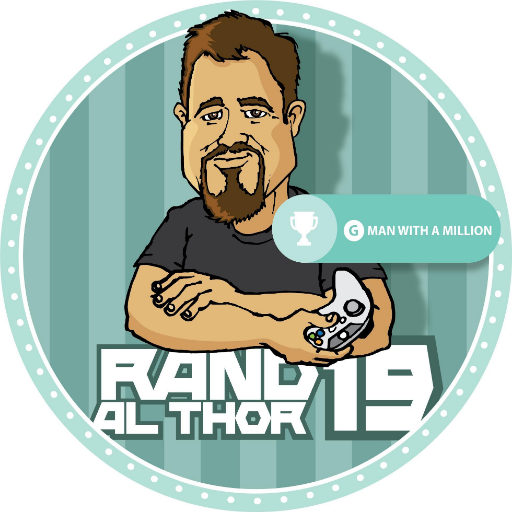 Only person EVER to hit 1 Million Gamerscore at E3 | Xbox YouTube Content Creator | Contact: rand@randalthor19.com