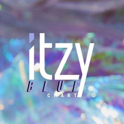 ITZY BLUE CHART❄ on Twitter: