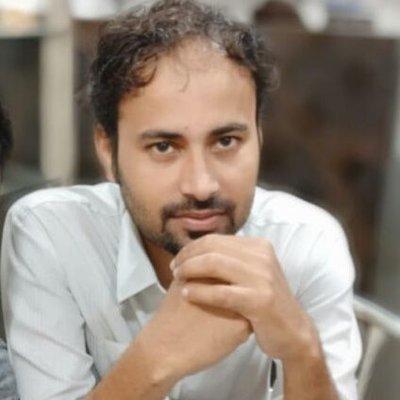 Deepak Sharma (@deepsokay) Twitter profile photo