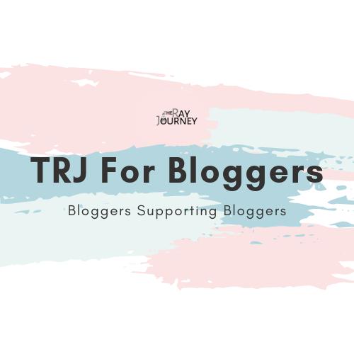 TRJ For Bloggers