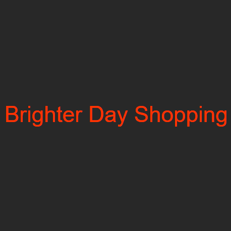 Brighter Day Shopping