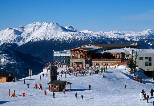 Whistler Resource Social Profile