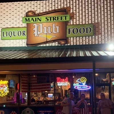 MAIN STREET PUB (@MAINSTREETPUB3) Twitter profile photo