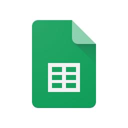 Google Tabuľky - RFID DOMINATOR Template