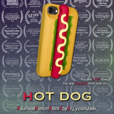 Hot Dog - surreal movie (@DogSurreal) Twitter profile photo