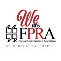 FPRA Student (@FPRAStudentCap) Twitter profile photo