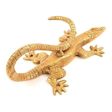 Golden Lizard
