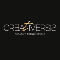 CREATIVERSIS - website & graphic design