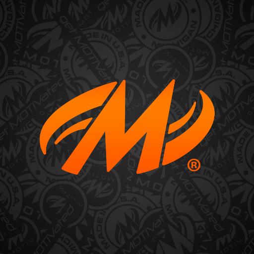 Motiv Bowling Jackal Bowling Ball Logo Tee