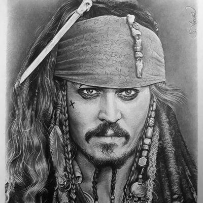 Captain Jack Sparrow  🇳🇬