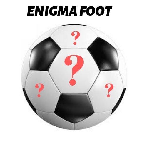 ENIGMA FOOT