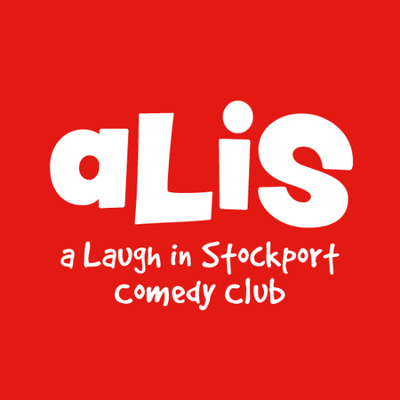 a Laugh in Stockport comedy club (@alaughstockport) Twitter profile photo