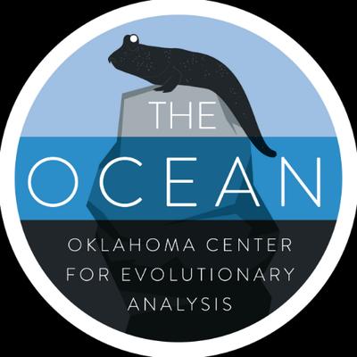 Oklahoma Center for Evolutionary ANalysis (@OCEAN_OKState) Twitter profile photo