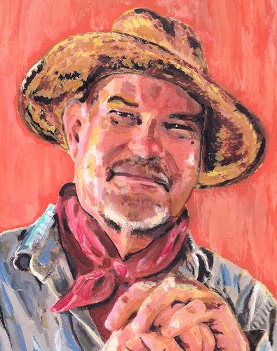 JK Schwehm, artist
