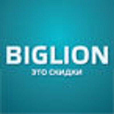 Biglion logo черная пятница скидки на телефоны