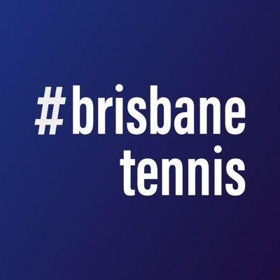 #BrisbaneTennis