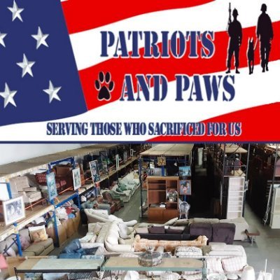 Patriots And Paws