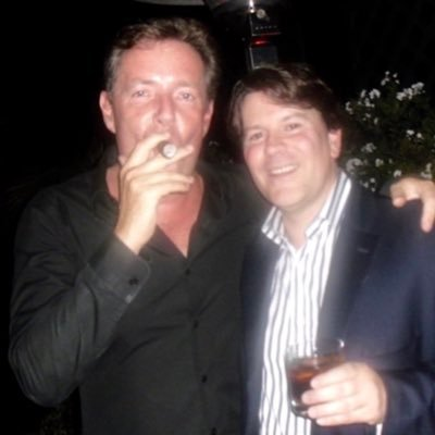 Piers Morgan | Social Profile