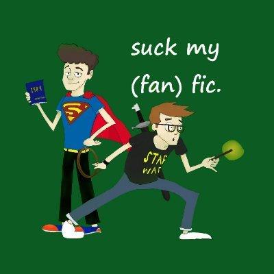 suck my (fan) fic. podcast