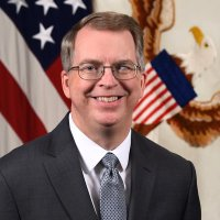 Deputy Secretary of Defense David L. Norquist (@DepSecDef) Twitter profile photo