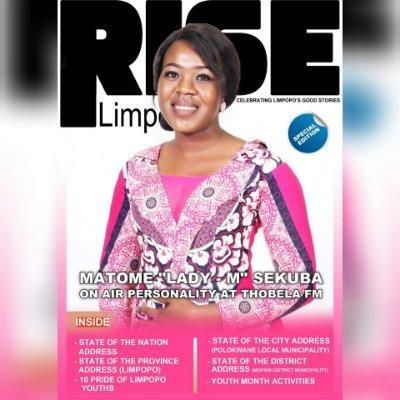 Rizee Limpopo Magazine Riselimpopom Twitter