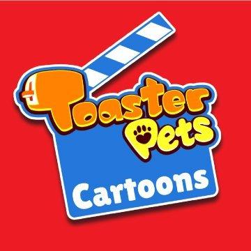 Toaster Pets Cartoons