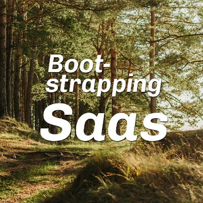 Bootstrapping Saas Podcast (@bootsaas) | Twitter