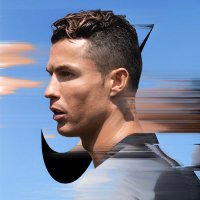 cristiano's Twitter Account Picture