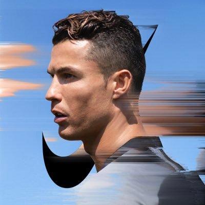 Cristiano Ronaldo's Twitter Profile Picture