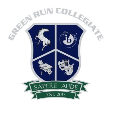 Green Run Collegiate (@grcollegiate )