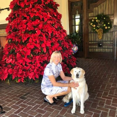 Christian , realtor, golfer, widowed 1 spoiled golden retriever Riley Rose. Love to work out