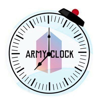 ARMY CLOCK | vting for BTS
