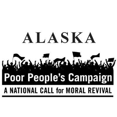 Alaska Poor People's Campaign (@PPCAlaska) Twitter profile photo