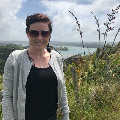Dr Kathleen Openshaw (@KazOpenshaw )