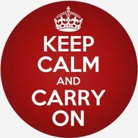 KEEP CALM & CARRY ON - DEFEAT TRUMP🇬🇧🇺🇸