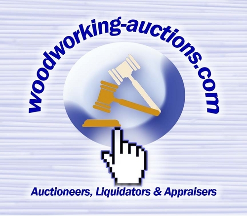 woodworking auctions