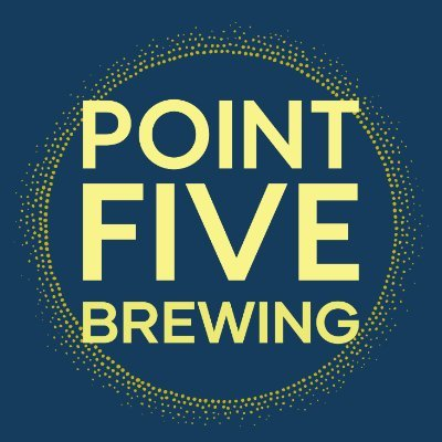Point Five Brewing (@Point5Brewing) Twitter profile photo