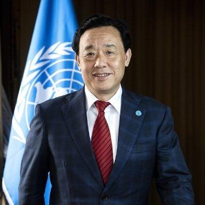 FAO Director-General QU Dongyu