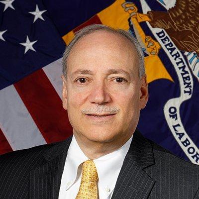 Deputy Secretary Pizzella (@PatPizzellaDOL) Twitter profile photo