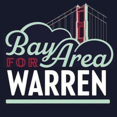 Bay Area For Warren