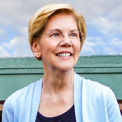 Elizabeth Warren (@ewarren )