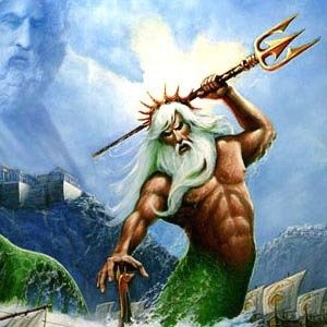 mythology poseidon the god of the sea Poseidon was god of the sea, but he inherited the position from nereus when he took his daughter amphitrite as his wife nereus possibly got it when he took dorus, daughter of oceanus, as his wife.