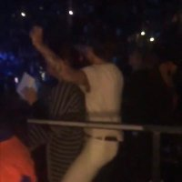 Harry Styles Dancing to