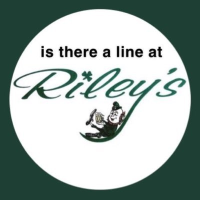 is there a line at riley's