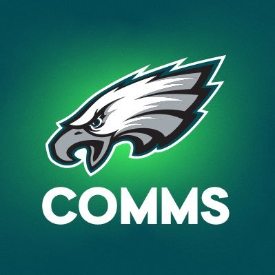Eagles Communications (@EaglesComms) Twitter profile photo