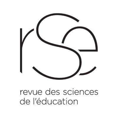 Revue des sciences de l'éducation