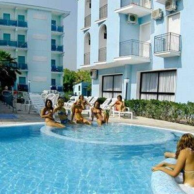 Hotel A Gatteo Mare All Inclusive Con Piscina